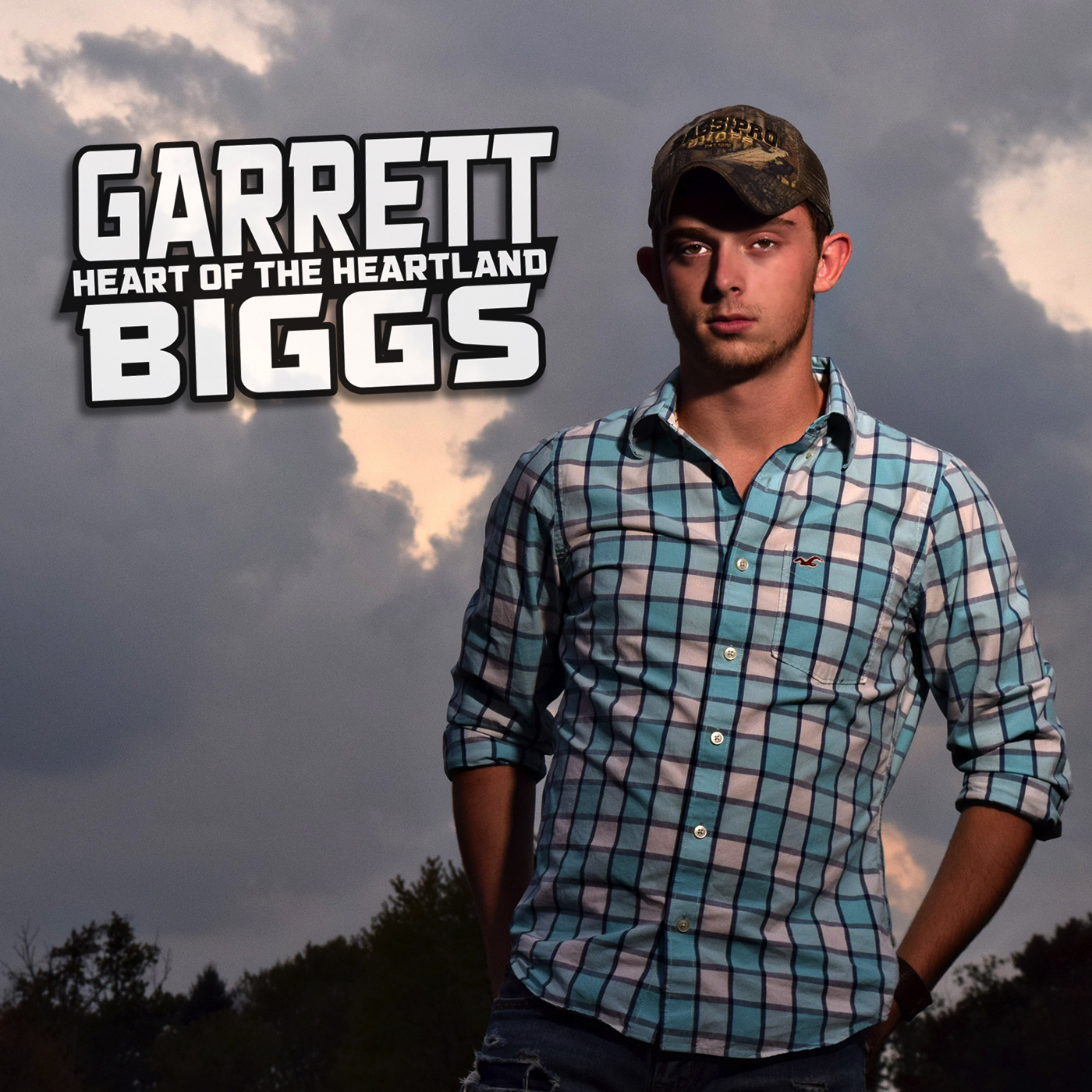 Garrett Biggs Album Cover