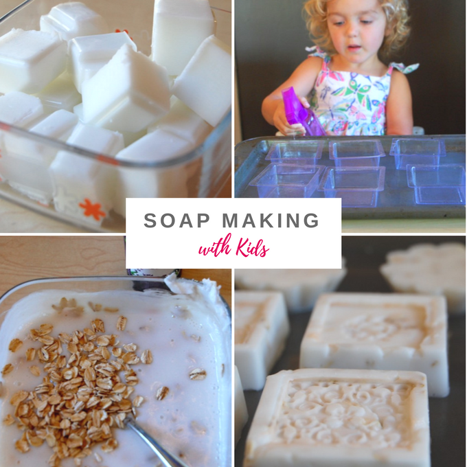 Soap-making-with-kids
