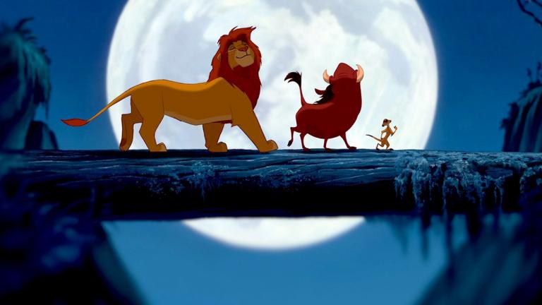 Roi lion 5