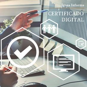 Você já adquiriu seu Certificado Digital? Fique atento, o prazo vence em setembro!