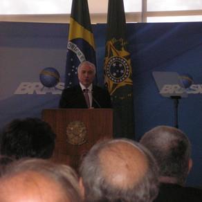 Presidente assina Decretos na área de mineração