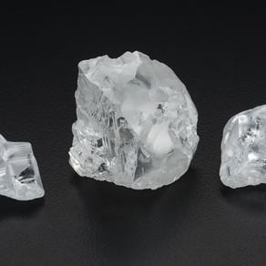 Os Gigantes e Raros Diamantes que Revelam como Funciona o Manto