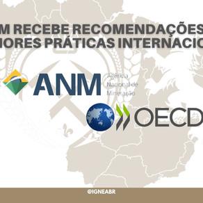 OCDE mostra caminho para modernização do setor de mineração