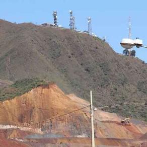 Ministério Público pede paralisação de mineração que ameaça Serra do Curral