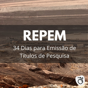 REPEM: guia para realizar Requerimento Eletrônico de Pesquisa Mineral