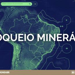 Bloqueio Minerário