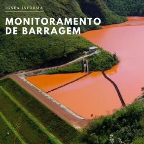 Alterações de exigências sobre monitoramento de barragens
