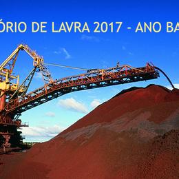 Relatório Anual de Lavra 2017 - Ano Base 2016