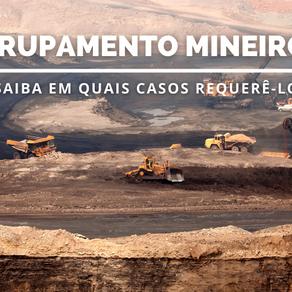 Grupamento Mineiro e suas particularidades