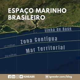 Mineração Submarina: O espaço marinho brasileiro e as áreas de jurisdição internacional