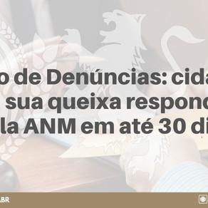 Fluxo de Denúncias: cidadão terá sua queixa respondida pela ANM em até 30 dias