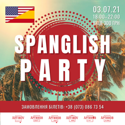 Spanglish PARTY