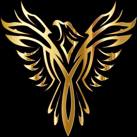 Like a Phoenix I rise!