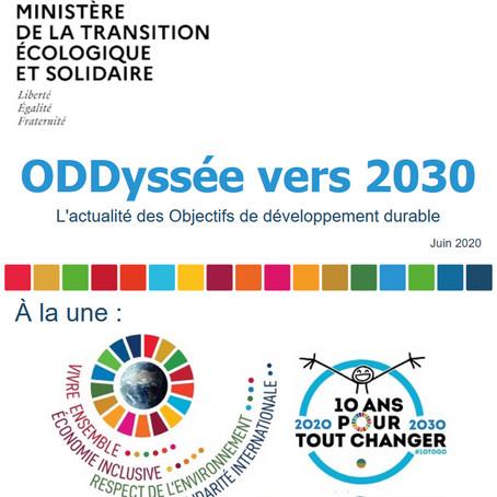 Ministère de la transition écologique et solidaire : Humanity For The World (HFTW) mis en lumière