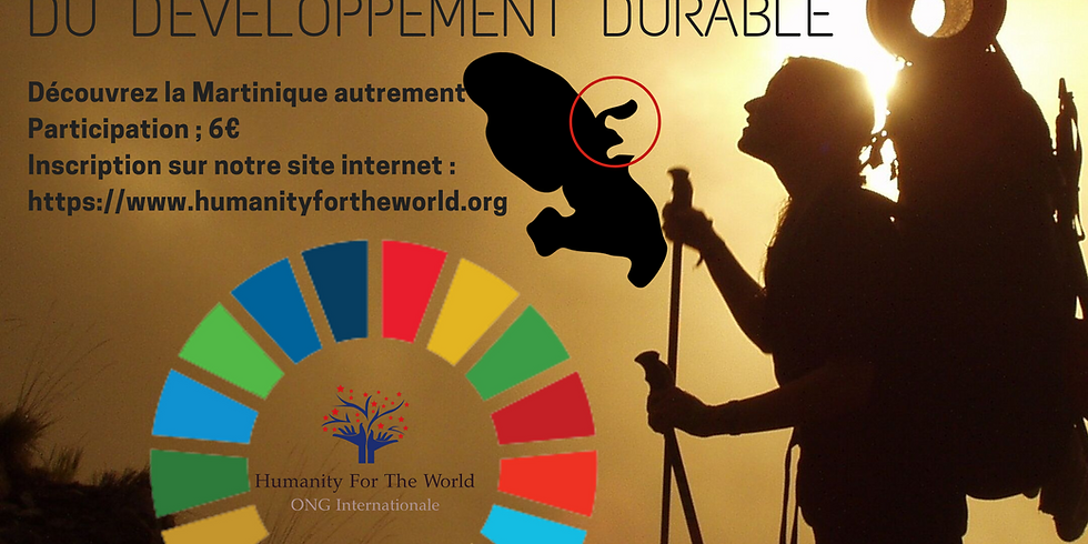 Marche solidaire en faveur du Développement durable - Humanity For The World (HFTW) & Osons Découvrir - 2019