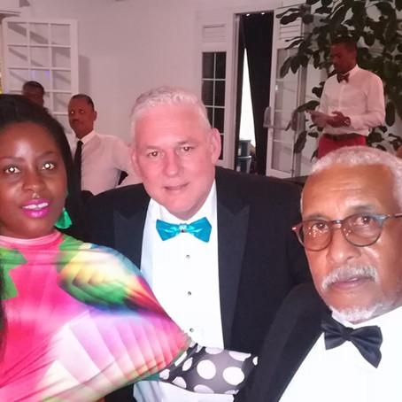 Humanity For The World (HFTW) - Gala de charité - Consulat de Sainte-Lucie - Martinique - ODD 16 &17