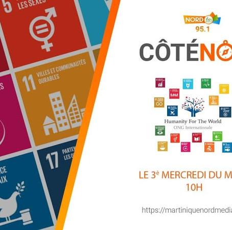 Humanity For The World (HFTW) démocratise les 17 Objectifs du Développement Durable à la Martinique