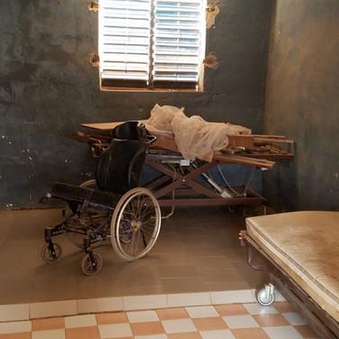 Projet 2019-2030 Sénégal - Koussanar - Hôpital