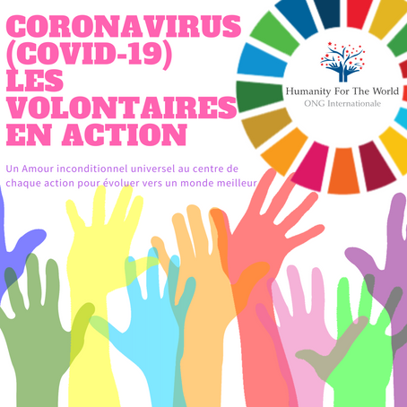Coronavirus (COVID-19) : Les volontaires en action (2020)