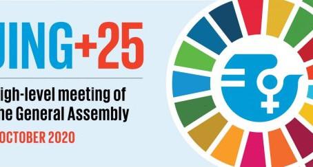 Réunion de haut niveau - 25ème anniversaire de la 4ème Conférence mondiale sur les femmes
