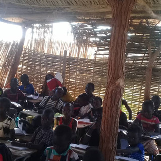 Projet 2019-2030 Sénégal - Koussanar - Ecole