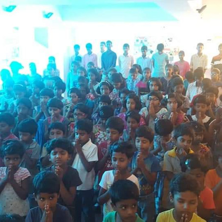 Humanity For The World (HFTW) - Mission d'observation en Inde - 2019 – Ecole SHANTI BAVHAN