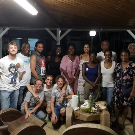 Humanity For The World (HFTW) partenaire de l'association Miroir - Programme Miroir Citoyen - 2019
