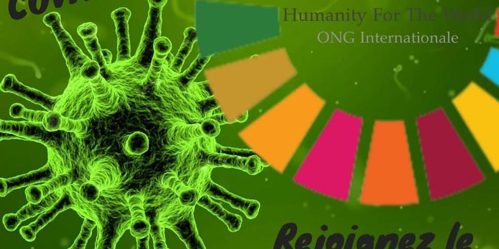 Humanity For The World (HFTW), Réserve SERVICE CIVIQUE - En guerre contre l'isolement et le COVID 19 - 2020