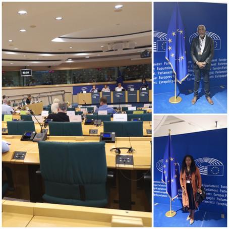 Humanity For The World (HFTW) un lobby humanitaire présent au Parlement Européen.