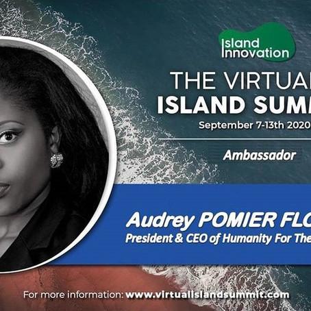 Humanity For The World (HFTW) au Virtual Island Summit 2020