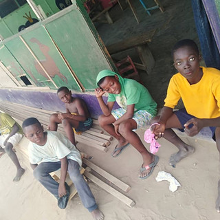 Projet 2019-2030 - Ghana - Orphelina