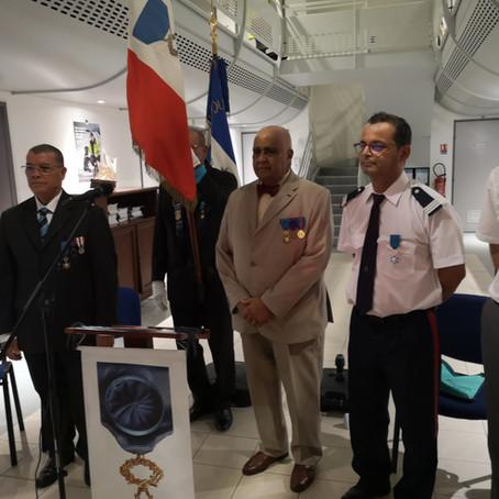 Humanity For The World, invitée d'honneur de la section Martinique de l'Ordre National du Mérite
