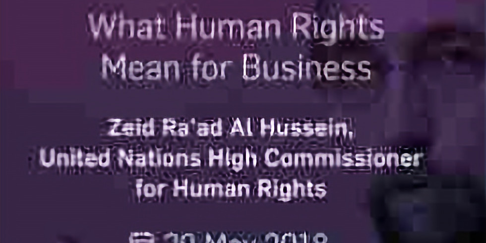 Academy Session III: What Human Rights Mean for Business