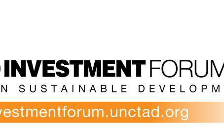 Le Forum Mondial de l'Investissement - Investir dans le développement Durable