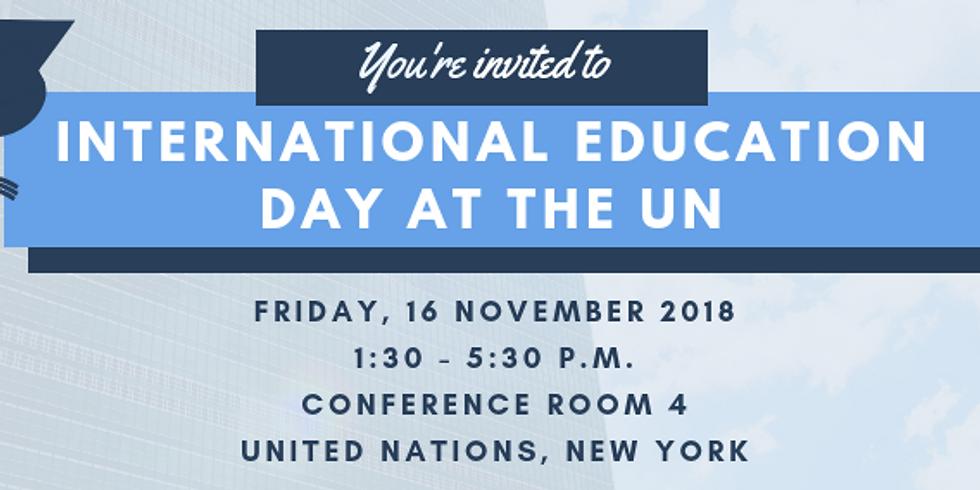 International Education Day (IED)