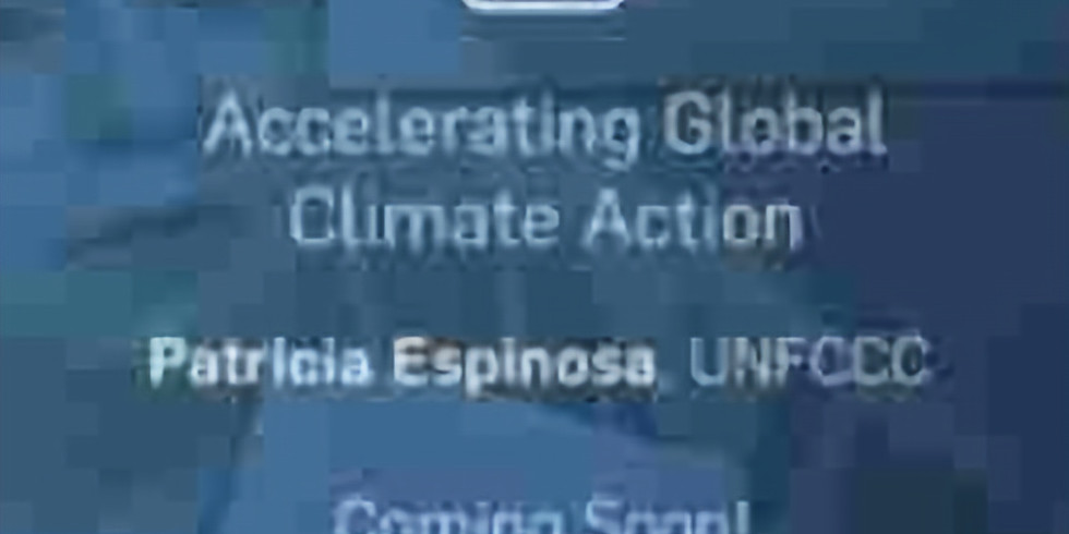 Academy Session IV: Accelerating Global Climate Action