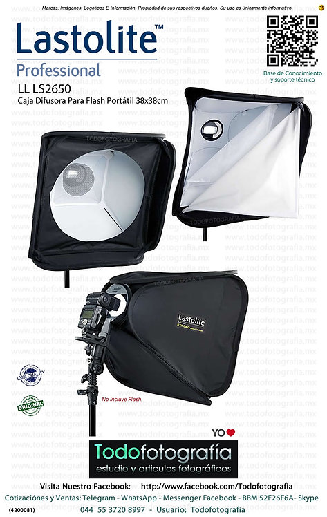 Lastolite LL LR2650 Strobo Beauty Box 38cm Caja Difusora Para Flash (4200081)