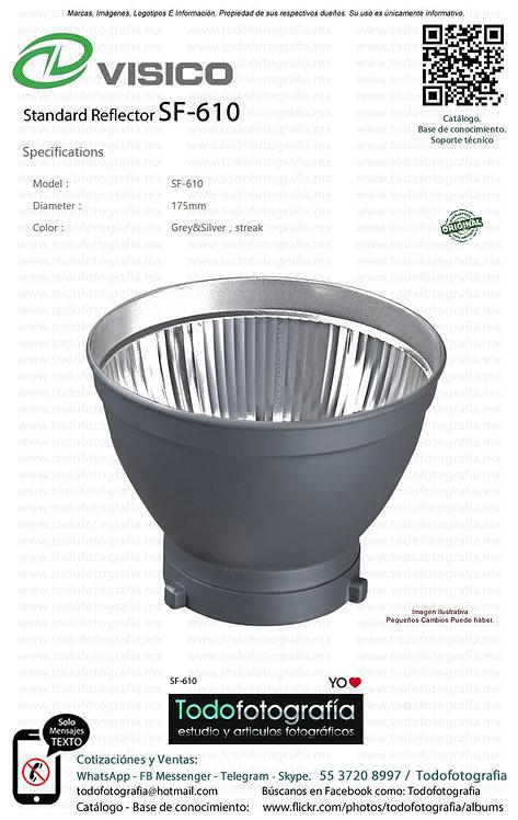 Visico SF 610 Reflector Estándar (SF-610)