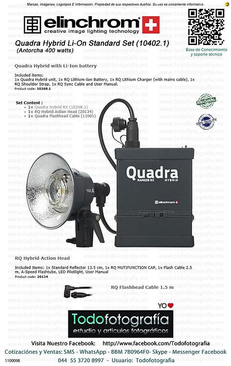 Elinchrom Ranger Quadra Hybrid Li-On 10402.1 (1100098)