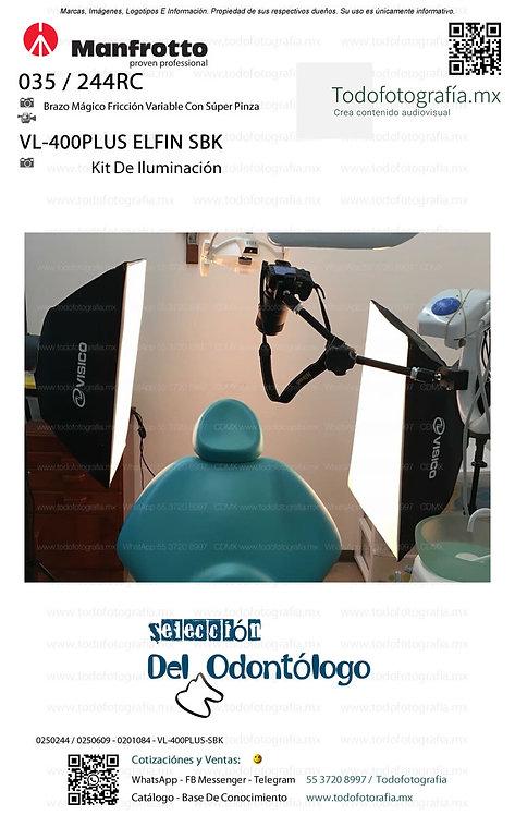 Soporte De Cámara e Iluminacion En Unidades Dentales