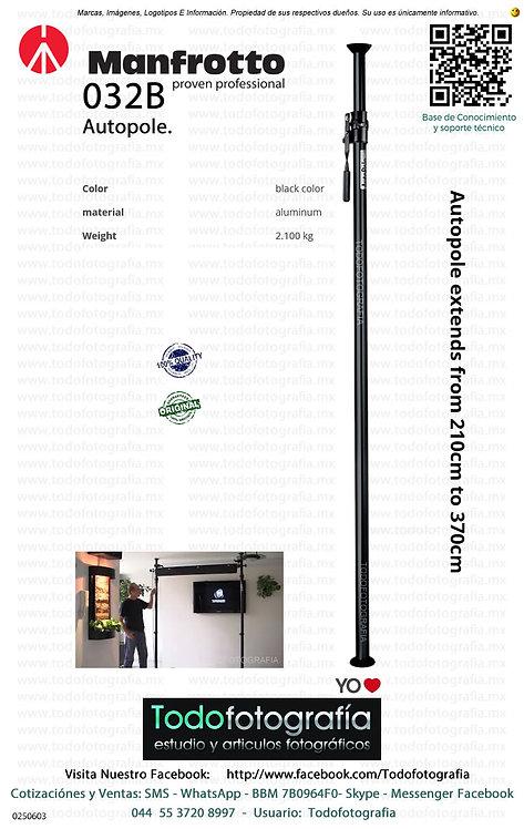 Manfrotto 032B Autopole (0250603)