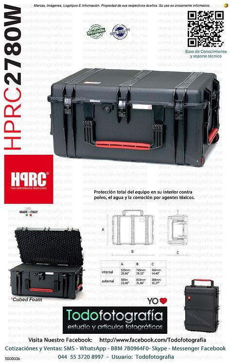 HPRC 2780W Estuche Rígido Contra Agua (5000006)