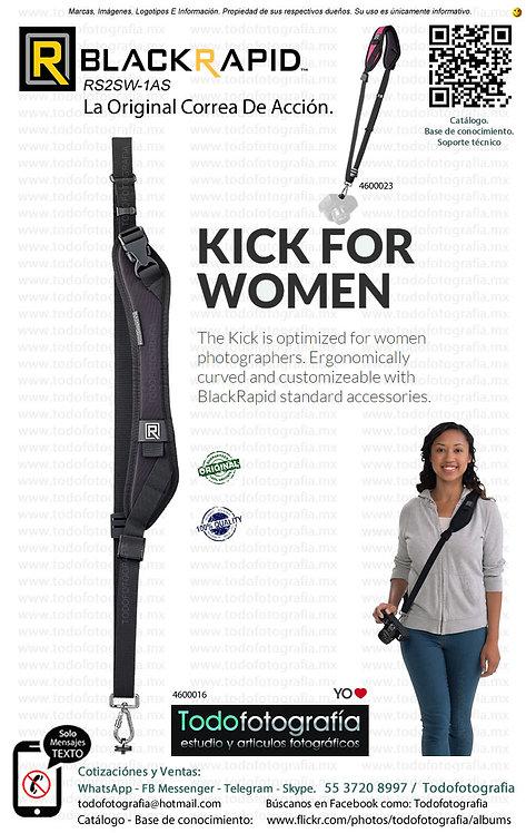 BlackRapid RS2SW 1AS KICK For Women La Original Correa De Acción Mujer (4600016)