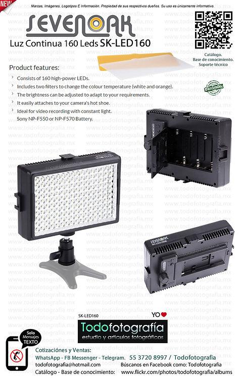 Sevenoak SK LED160 (SK-LED160)