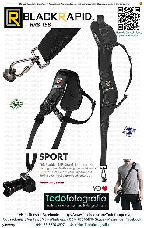 BlackRapid RRS 1BB Sport Correa Para Cámara (4600009)