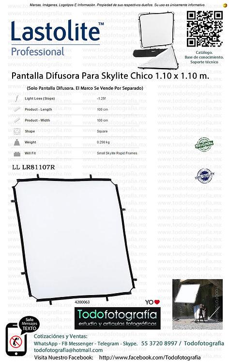 Lastolite LL LR81107R  Pantalla Difusora Tela Skylite 1.10 x 1.10 m (4200063)