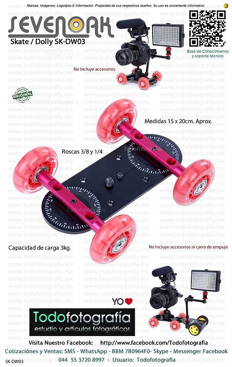 Sevenoak SK-DW03 Dolly Skate (SK-DW03)