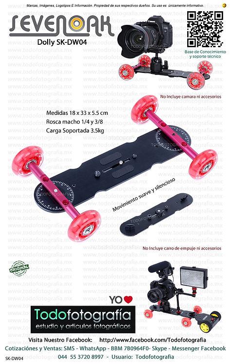 Sevenoak SK-DW04 Dolly Skate (SK-DW04)