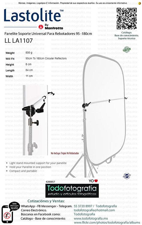 Lastolite LL LA1107 Panelite Soporte Universal p/Rebotadores 95-180cm (4200057)