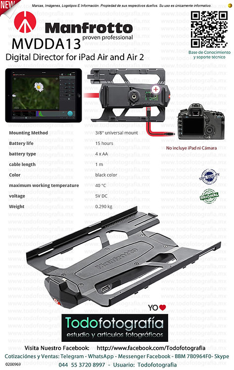 Manfrotto MDDA13 Digital Director For Ipad air And Air 2 (0200969)